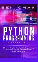 Python Programming: 2 Books in 1