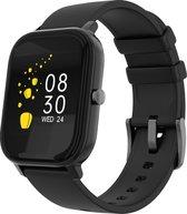 PowerLocus PW3 Smartwatch - Waterbestendig - Zwart