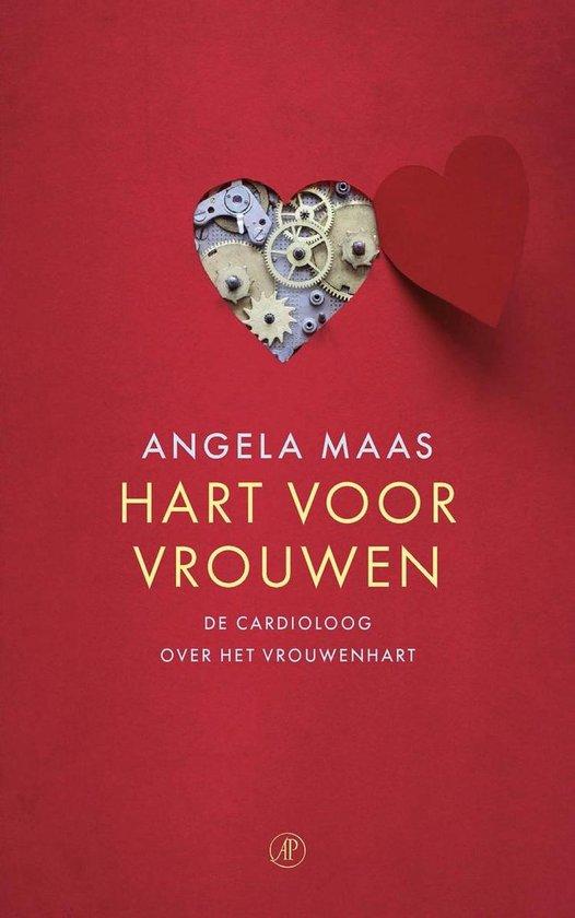Boek cover Hart voor vrouwen van Angela Maas (Paperback)