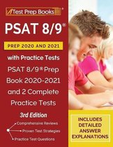 PSAT 8/9 Prep 2020 and 2021 with Practice Tests