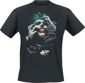 Batman - Joker Hahaha T-Shirt Zwart