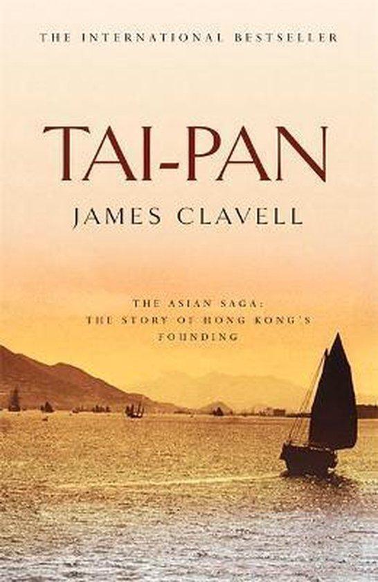 Boek cover Tai-Pan van James Clavell (Paperback)