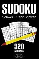 Sudoku Schwer - Sehr Schwer
