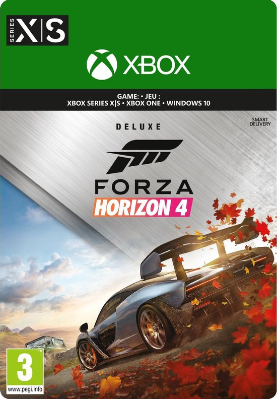 Forza Horizon 4: Standard Edition - Xbox Series X|S - Xbox One - Windows 10 Download