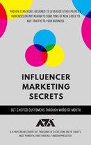 Influencer Marketing Secrets