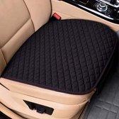 Autostoelhoes - Auto Accessories - Autohoes 1 Stuk - Stoelhoezen Auto - Autostoel beschermer - Zwart - Universele