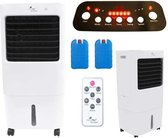 airconditioning - Airco - 3 in 1 - Multifunctionele airco - Inclusief afstandsbediening - Mobiele Airco – Ventilator – Aircooler – Koelsysteem – Luchtkoeler - Cooler - air conditioning 3in1 remote control up to 35 m - PRO LINE - LIMITED EDITION