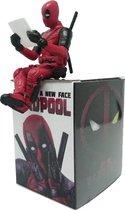 Deadpool - Marvel - Speelgoed Poppetje - 7 cm - Action Figure