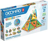 Geomag Super Color Recycled 78 delig