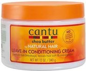 Cantu for Natural Hair Leave-In Conditioning Cream 340 gr