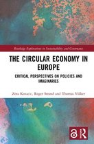 The Circular Economy in Europe