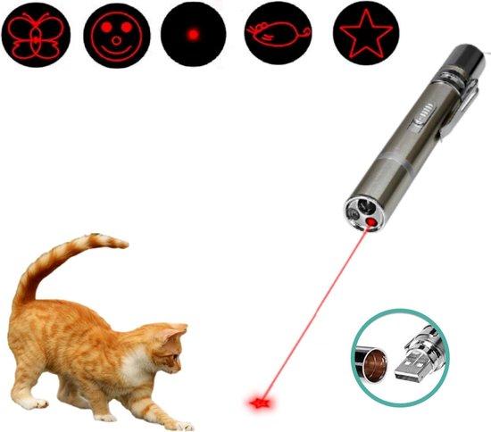 MESC Kattenspeeltjes Laserpen