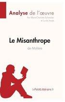 Le Misanthrope de Moliere (Analyse de l'oeuvre)
