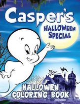 Casper's hallowen coloring book