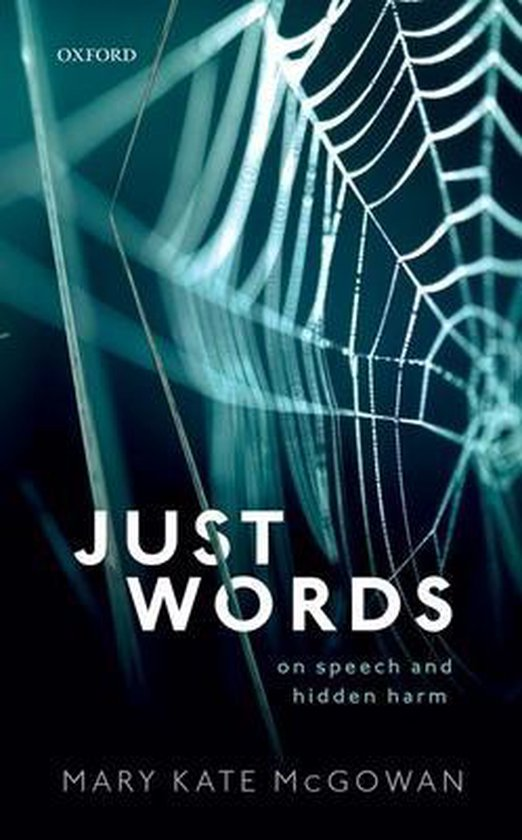 Boek cover Just Words van Mary Kate Mcgowan (Paperback)