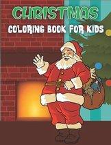 Christmas Coloring Book For Kids: Christmas Egg Coloring Book for Kids