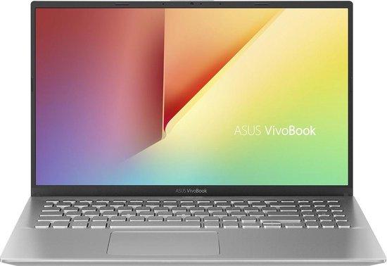 ASUS A512FA-BQ1085T Notebook Zilver 39,6 cm (15.6'') 1920 x 1080 Pixels Intel® 8de generatie Core™ i3 8 GB DDR4-SDRAM 512 GB SSD Wi-Fi 5 (802.11ac) Windows 10 Home