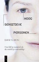 Omslag Hoog sensitieve personen
