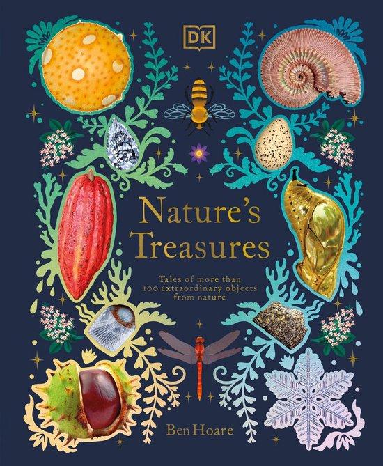 Boek cover Natures Treasures van Ben Hoare (Hardcover)