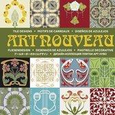 Art Nouveau Tile Designs