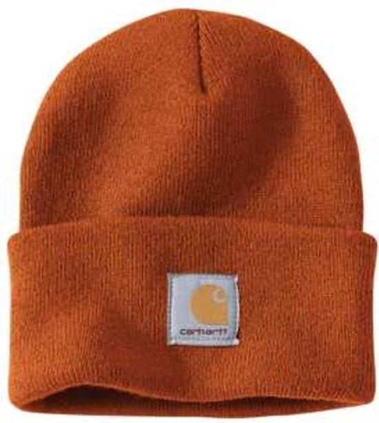 Carhartt Muts Acryl Watch Hat Unisex - A18 ACRYLIC WATCH HAT JASPER OFA - One Size