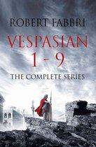 The Complete Vespasian Boxset