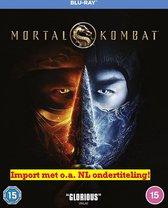 Mortal Kombat (2021) (Blu-ray)