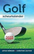 Golfscheurkalender 2022