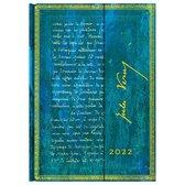 Paperblanks Agenda 2022 Verne Midi - Week [VERT]