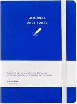A-Journal Schoolagenda 2021/2022 - Donkerblauw