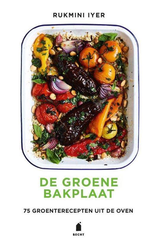 Boek cover De groene bakplaat van Rukmini Iyer (Hardcover)
