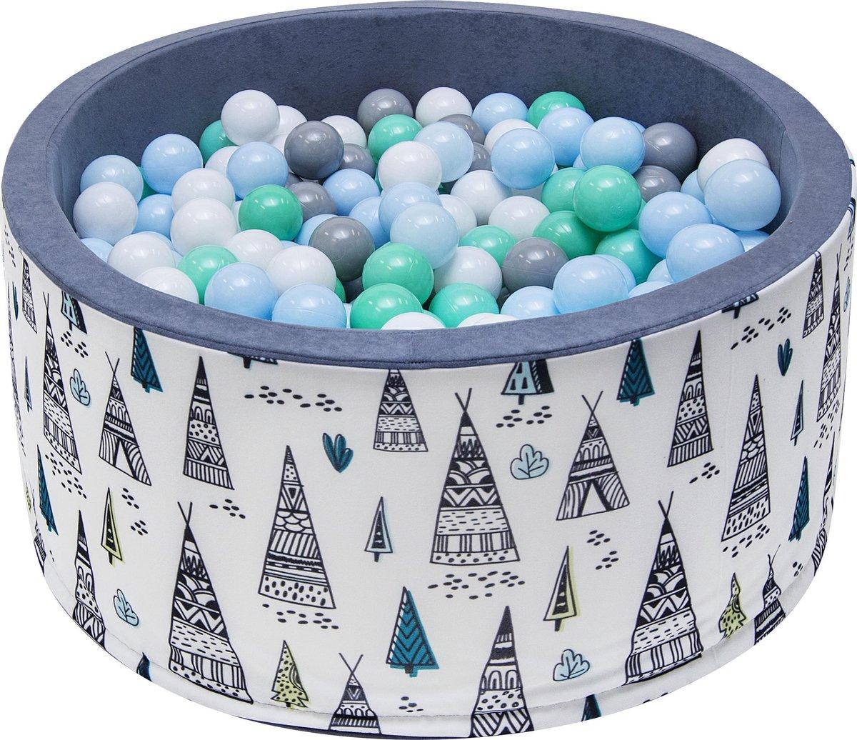 Ballenbak XL incl ballenbak ballen - Tentjes