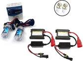 XEOD Autolampen - H7 6000K Xenon ombouwset - Gratis stadslichten T10