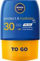 NIVEA SUN Pocket Size Zonnemelk SPF 30 - 50 ml