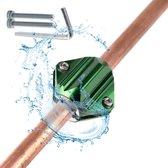 Tenify® Magnetische Waterontharder - MSF-4000 - 7800 Gauss - Waterverzachter - Ontkalker - Waterontkalker - Antikalk -  Waterontharder Magneet - Waterontharder Waterleiding - Ontharder - Waterfilter - Amfa 4000 Waterontharder
