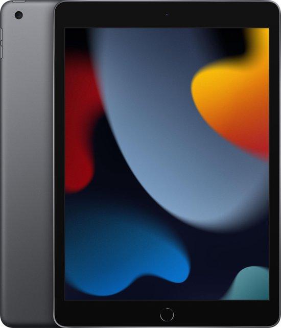 Apple iPad (2021) - 10.2 inch - WiFi - 64GB - Spacegrijs
