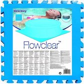 Bestway - Flowclear Zwembad Vloerbescherming -  50cm x 50cm