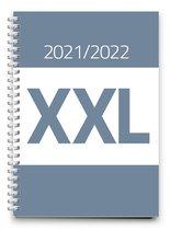 Schoolplanner XXL 2021-2022