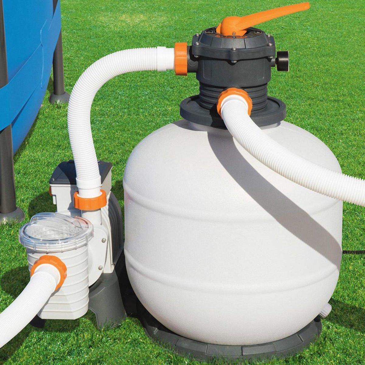 Bestway Flowclear™ Zandfiltersysteem timer 7.751 l/h
