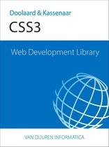 Web Development Library  -   CSS3