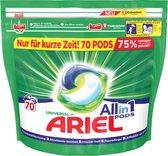 Ariel All-in-1 Pods - Regular 70 pods