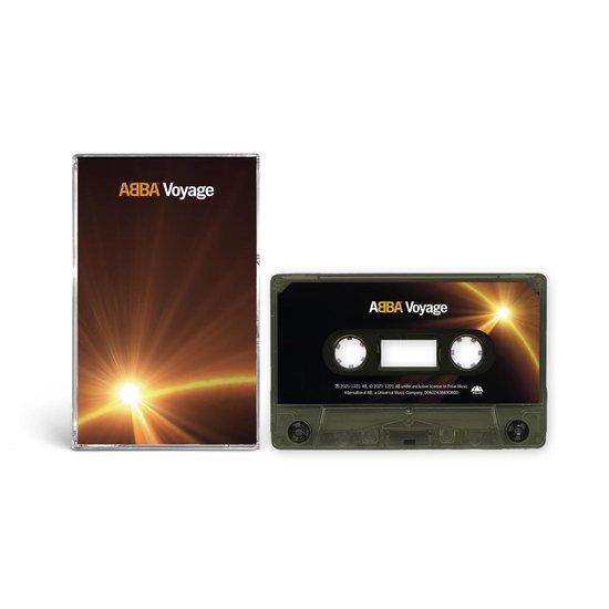 CD cover van Voyage (MC) van ABBA