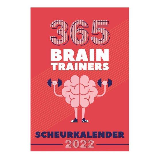 Scheurkalender - 2022 - 365 Braintrainers