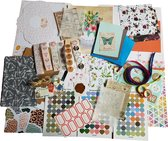 Papier Pakket - Bullet Journal - Scrapbook - Agenda - Planner - Kaarten Maken - Project Life - Junk Journal - Mixed Media