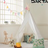 Dakta® | Tipi Tent Kinderen | Hoge Kwaliteit | Tipi speeltent | Tipi driehoek kindertent| Speelgoed