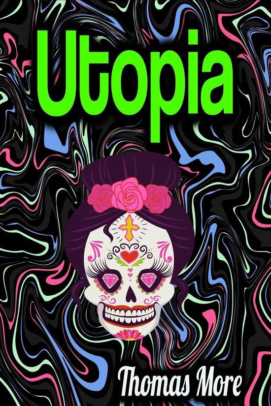 Boek cover Utopia van Thomas More (Onbekend)