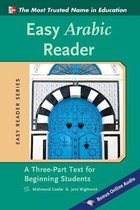 Boek cover Easy Arabic Reader van Jane Wightwick (Paperback)