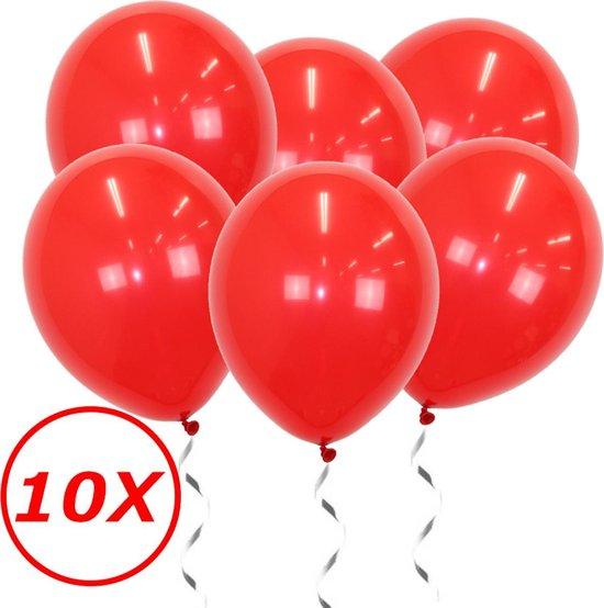 Rode Ballonnen Feestversiering Verjaardag 10st Valentijn Ballon