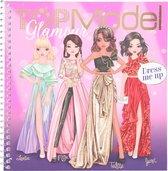 Topmodel Stickerboek Glamour Junior 17 X 18 Cm Papier 12-delig