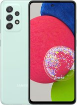 Samsung Galaxy A52s 5G - 128GB - Awesome Mint